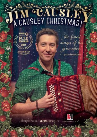Causley Christmas Poster