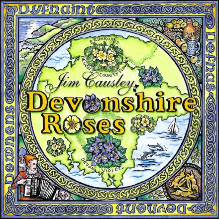Devonshire Roses cover