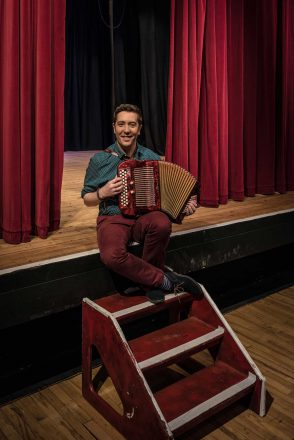 Jim Causley Piano accordian 2