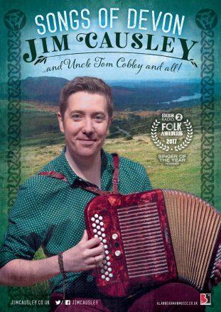 Jim Causley Songs Of Devon