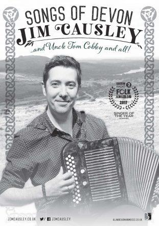 Jim Causley Songs Of Devon BW