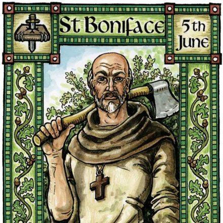 St Boniface cover