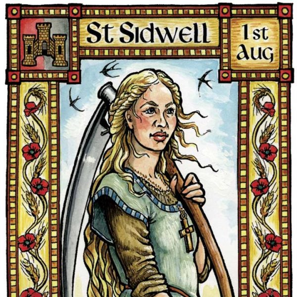 St Sidwell cover image